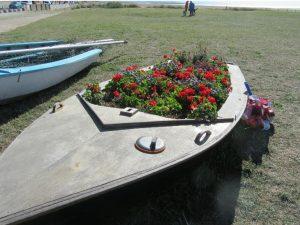 Flower boat 5