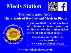 Meols plaque