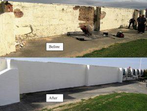 Wall 1